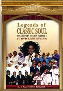 Legends of Classic Soul, Volume 1 (10-DVD) Boxart