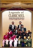 Legends of Classic Soul, Volume 2 (5-DVD)