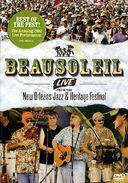 Beausoleil - Live from the New Orleans Jazz & Heritage Festival 2002 Boxart
