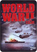 WWII - World War II in Color (Tin Case) (2-DVD)