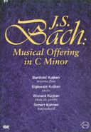 Bach: Musical Offering in C Minor BMV 1079