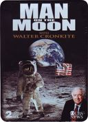 Space - Man on the Moon with Walter Cronkite (Tin