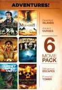 6 Movie Pack: Adventures (Robinson Crusoe / The