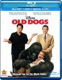 Old Dogs (Blu-ray + DVD) (with Digital Copy)