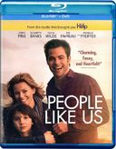 People Like Us (Blu-ray + DVD)