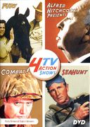 4 TV Action Shows (Fury / Alfred Hitchcock