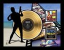 Elvis Presley - Blue Hawaii - Framed 24k Gold LP