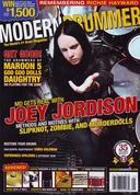 Modern Drummer - Volume #35, Issue #1