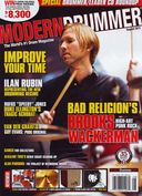 Modern Drummer - Volume #35, Issue #8