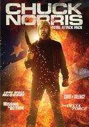 Chuck Norris Total Attack Pack (4-DVD)
