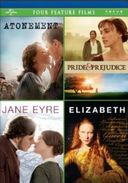 Atonement / Pride & Prejudice / Jane Eyre /