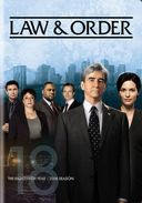 Law & Order - Year 18 (4-DVD)