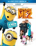 Despicable Me 2 (Blu-ray + DVD)