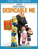 Despicable Me (Blu-ray + DVD)
