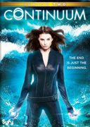Continuum - Season 2 (3-DVD)