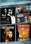 Denzel Washington: 4-Movie Spotlight (3-DVD)