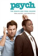 Psych - Complete 8th and Final Season (3-DVD)