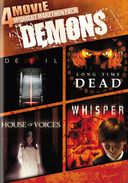 4-Movie Midnight Marathon Pack: Demons (Devil /
