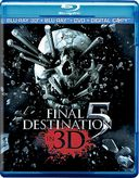 Final Destination 5 3D (Blu-ray + DVD)