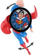 "DC Comics - Superman - 14"" 3D Motion Clock"