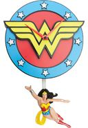DC Comics - Wonder Woman Pendulum Wall Clock