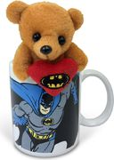 DC Comics - Batman Running - 11 oz. Cuddle Cup