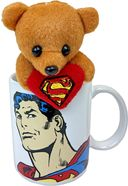 DC Comics - Superman Face - 11 oz. Cuddle Cup