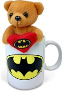 DC Comics - Batman Logo - 11 oz. Cuddle Cup