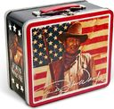 John Wayne - Flag - Lunch Box