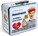 I Love Lucy - Vitameatavegamin - Lunch Box