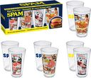 Spam - 4 Piece 16 oz. Pint Glass Set