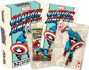 Marvel Comics - Captain America - Playing Cards