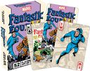 Marvel Comics - Fantastic Four - Playing Cards