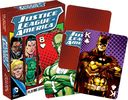 DC Comics - Justice League - Playing Cards