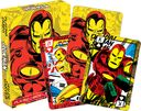Marvel Comics - Iron Man Comics - Playing Cards