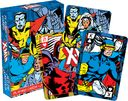 Marvel Comics - X-men Comics - Playing Cards