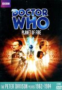 Doctor Who - #134: Planet of Fire