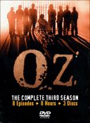 Oz - Complete 3rd Season (3-DVD)