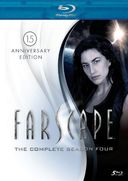 Farscape - Complete Season 4 (15th Anniversary