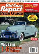 Old Cars Report Price Guide - Volume #34, Issue #4
