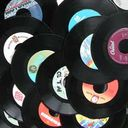 100 7-Inch/45RPM Vinyl Single Party-Pack, ROCK &