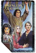 Princess Bride - Alt Poster Woven Throw