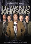 The Almighty Johnsons - Complete Series (9-DVD)