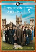 Downton Abbey - Season 5 (Original U.K. Version)