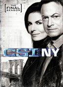 CSI: New York - Final Season (5-DVD)