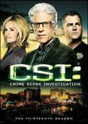 CSI: Crime Scene Investigation - Complete 13th