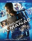 Project Almanac (Blu-ray + DVD)