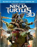 Teenage Mutant Ninja Turtles 3D (Blu-ray + DVD)