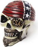 Rebel Skull Money Bank -Rebel Skull Money Bank