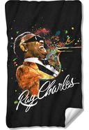 Ray Charles - Soul Fleece Blanket